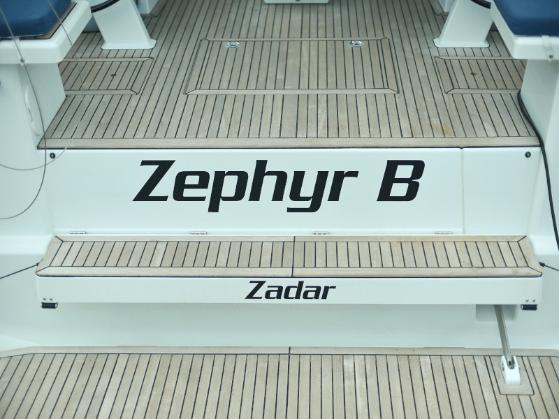 Oceanis 51.1 (Zephyr B with A/C and generator)  - 4