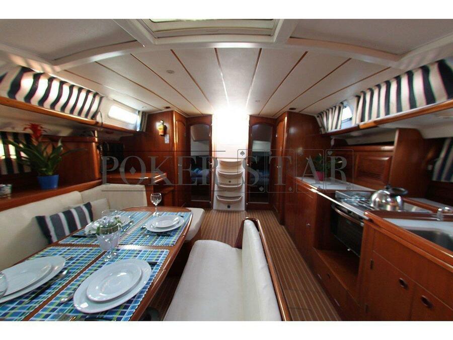 Oceanis 473 (Poker star) Interior image - 1