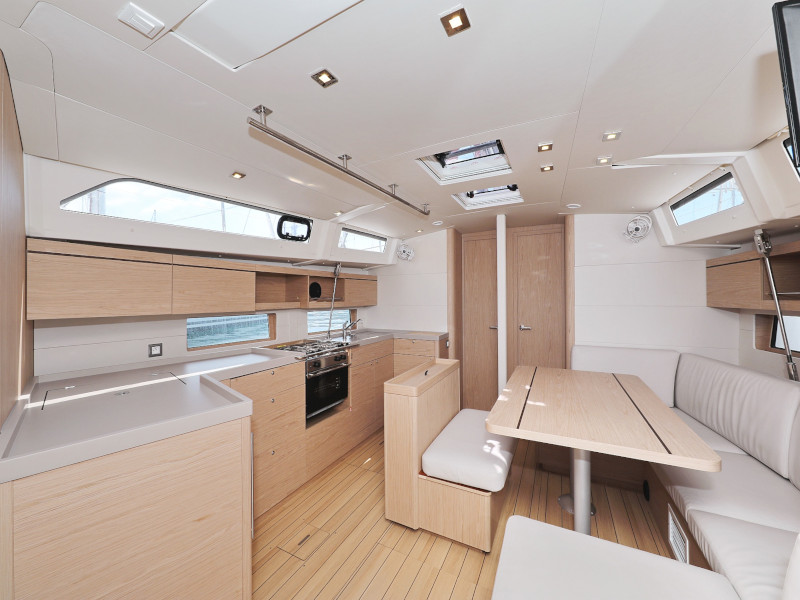 Oceanis 46.1 (Mr.White with A/C and generator) Interior image - 44