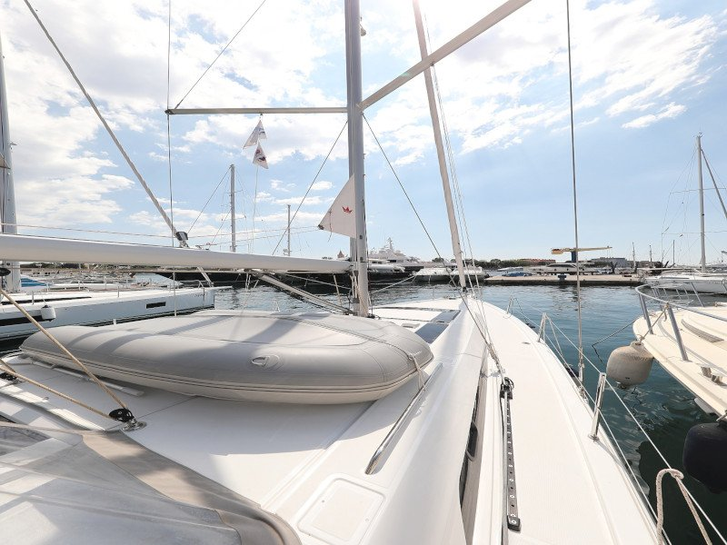 Oceanis 46.1 (Mr.White with A/C and generator)  - 38