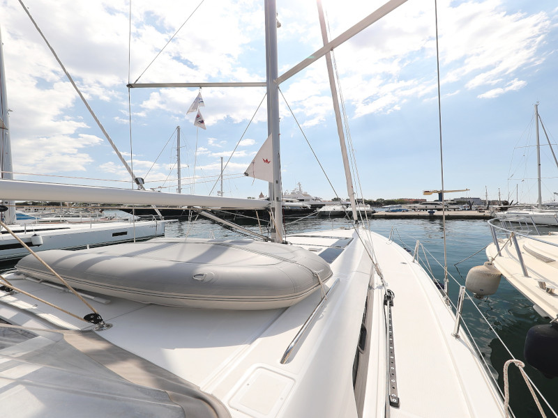 Oceanis 46.1 (Mr.White with A/C and generator)  - 46