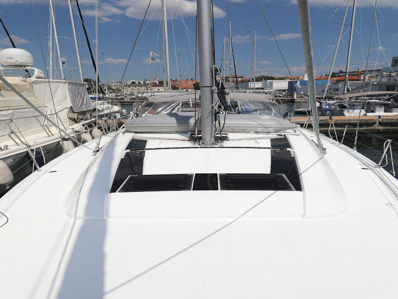 Oceanis 46.1 (Mr.White with A/C and generator)  - 8