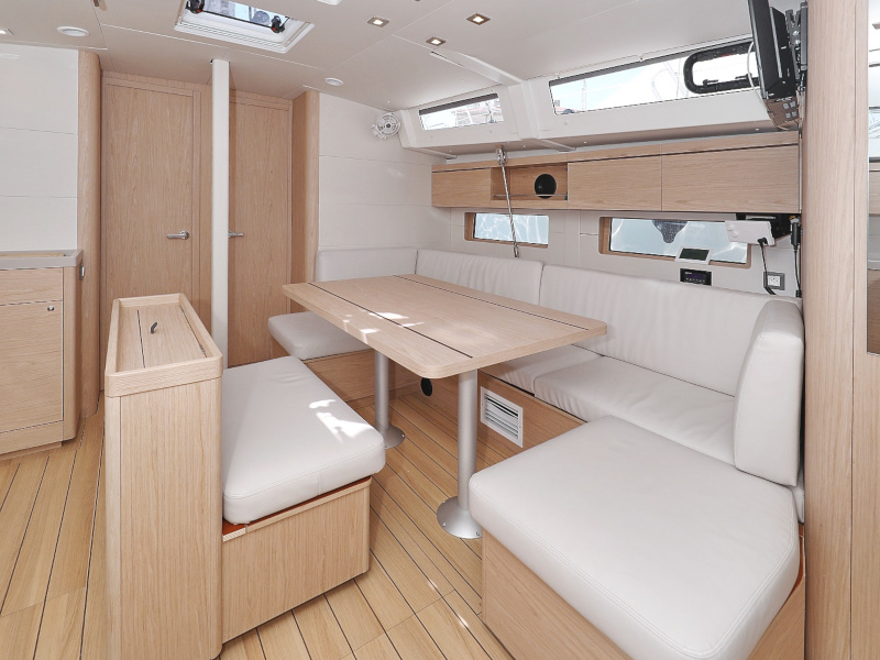Oceanis 46.1 (Mr.White with A/C and generator)  - 58