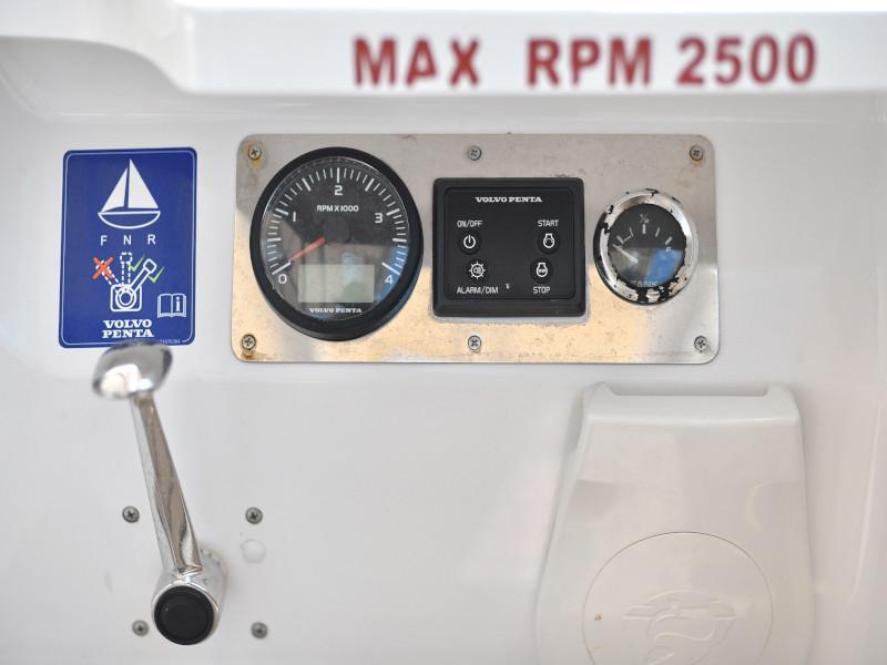 Bavaria Cruiser 46 (Ticija with A/C and generator (2015))  - 54