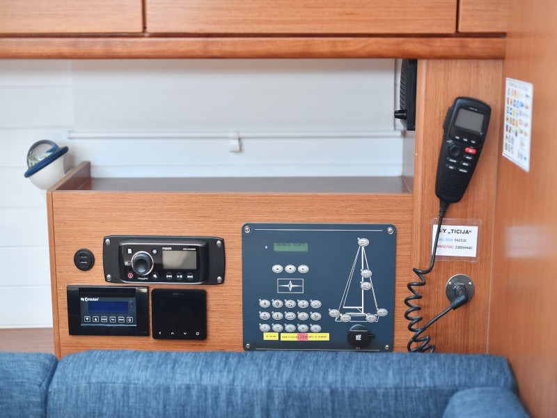 Bavaria Cruiser 46 (Ticija with A/C and generator (2015))  - 80