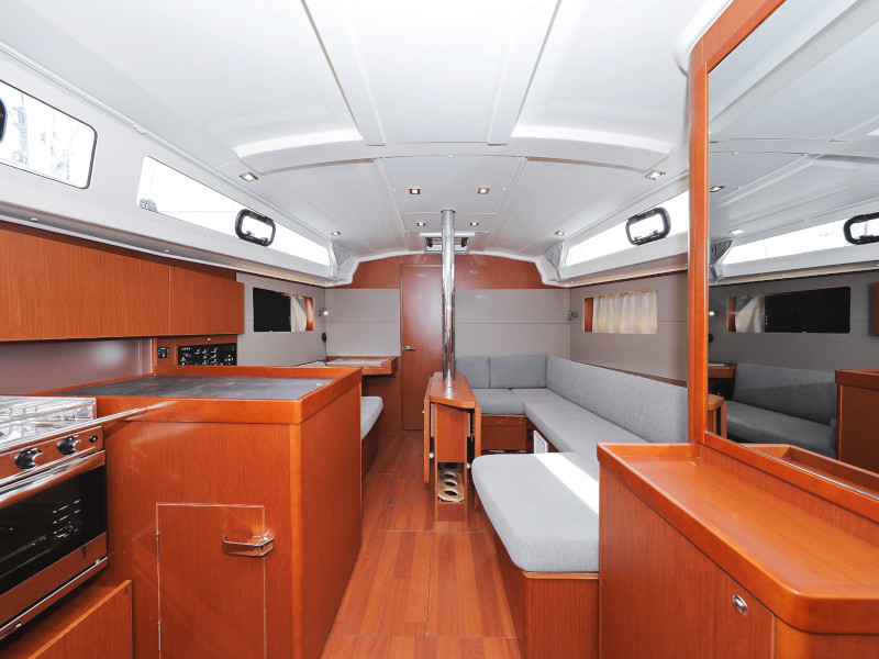 Oceanis 41.1 (SEVEN with A/C) Interior image - 72