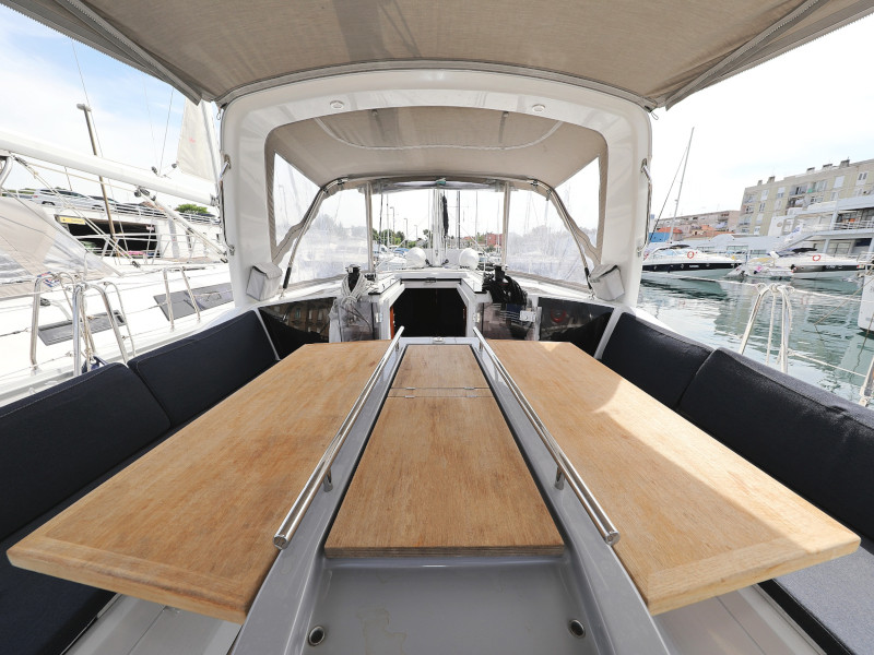 Oceanis 41.1 (SEVEN with A/C)  - 71