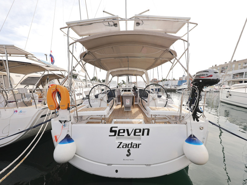 Oceanis 41.1 (SEVEN with A/C)  - 69