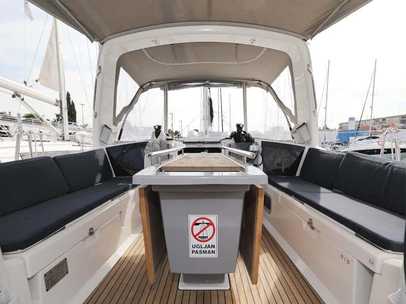 Oceanis 41.1 (SEVEN with A/C)  - 62