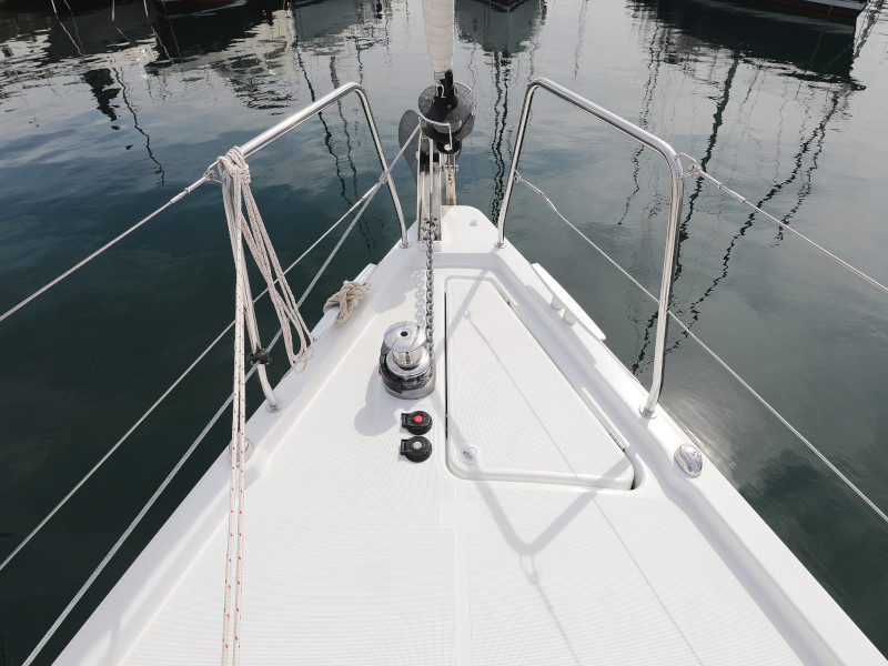 Oceanis 41.1 (SEVEN with A/C)  - 75