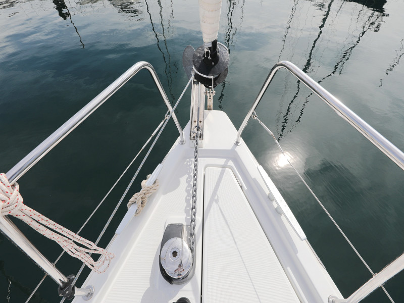 Oceanis 41.1 (SEVEN with A/C)  - 56