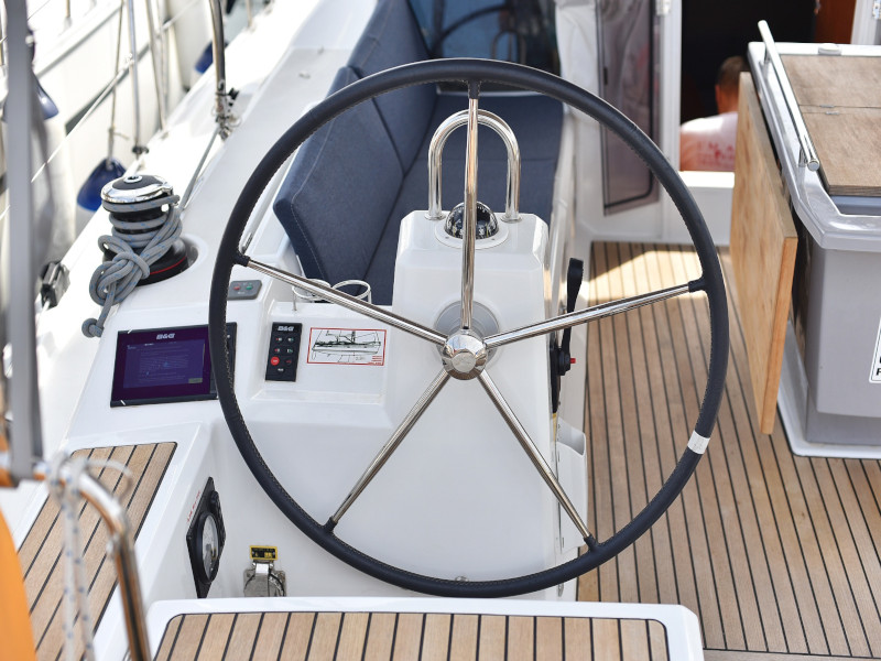 Oceanis 41.1 (SEVEN with A/C)  - 61