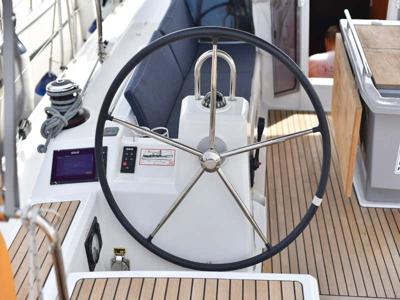 Oceanis 41.1 (SEVEN with A/C)  - 31