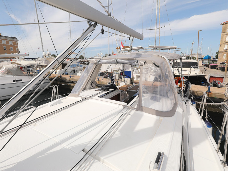 Oceanis 41.1 (SEVEN with A/C)  - 57