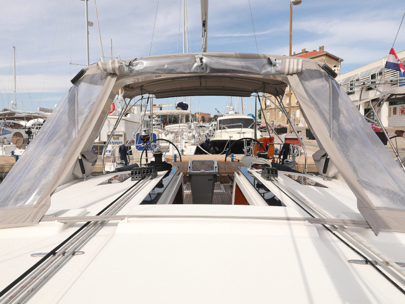 Oceanis 41.1 (SEVEN with A/C)  - 80