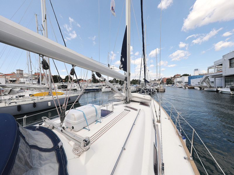 Bavaria 50 Cruiser (Fortunal)  - 112
