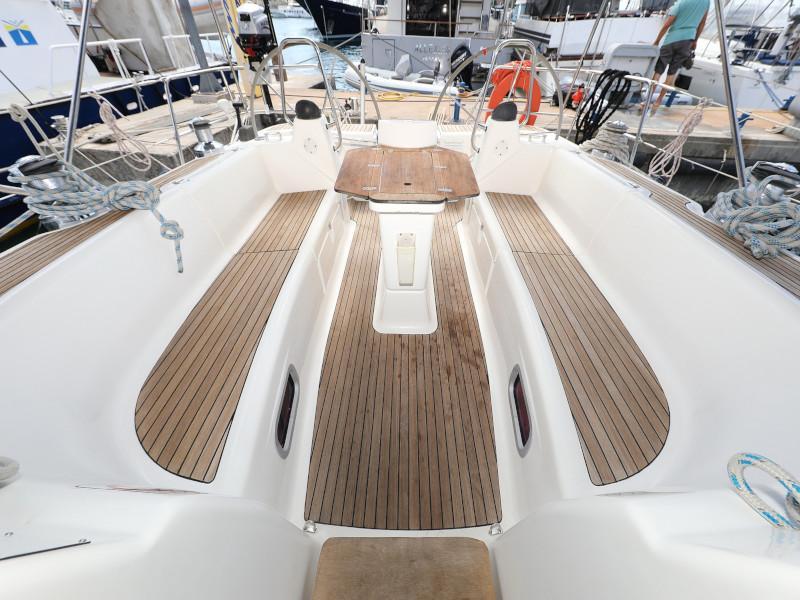 Bavaria 50 Cruiser (Fortunal)  - 5