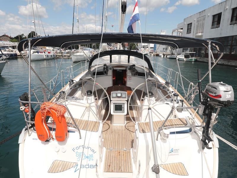 Bavaria 50 Cruiser (Fortunal)  - 110