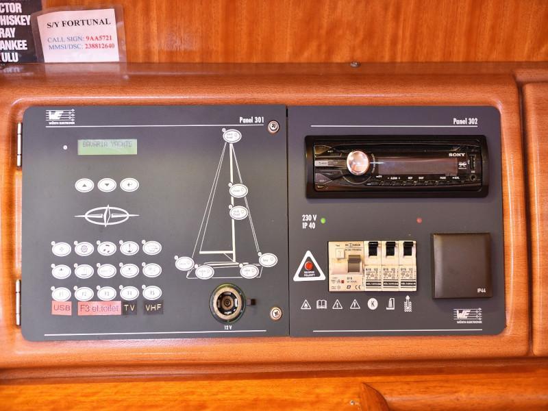 Bavaria 50 Cruiser (Fortunal)  - 43