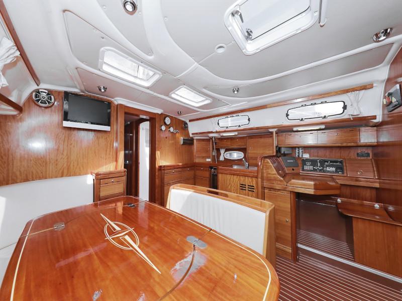 Bavaria 50 Cruiser (Fortunal)  - 102