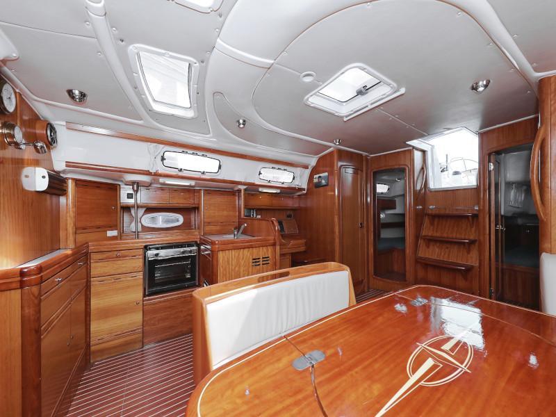 Bavaria 50 Cruiser (Fortunal)  - 64