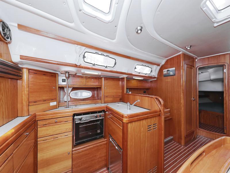 Bavaria 50 Cruiser (Fortunal)  - 45