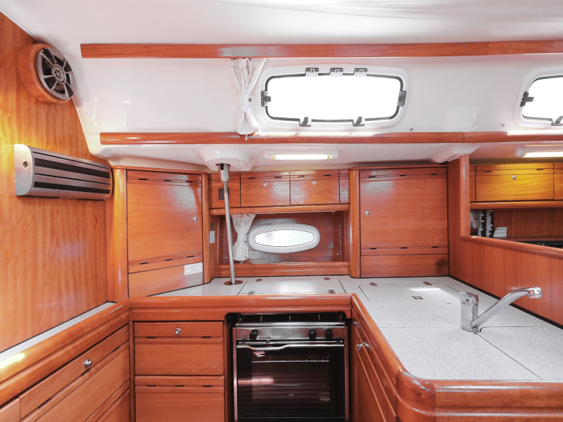 Bavaria 50 Cruiser (Fortunal)  - 58