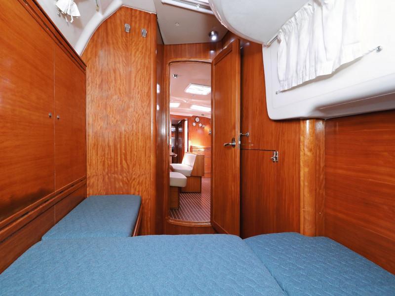 Bavaria 50 Cruiser (Fortunal)  - 26