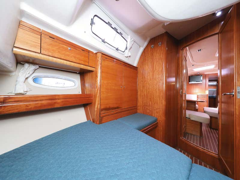 Bavaria 50 Cruiser (Fortunal)  - 33