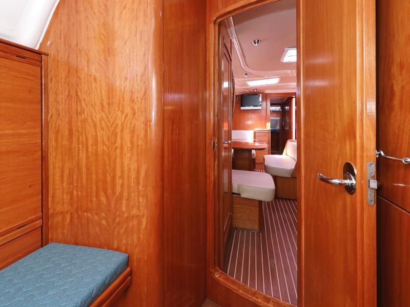 Bavaria 50 Cruiser (Fortunal)  - 55
