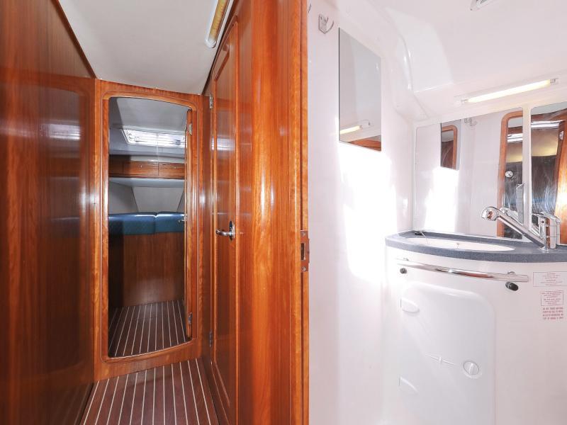 Bavaria 50 Cruiser (Fortunal)  - 108