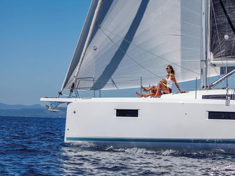 Sun Odyssey 410 (Sammy)  - 3