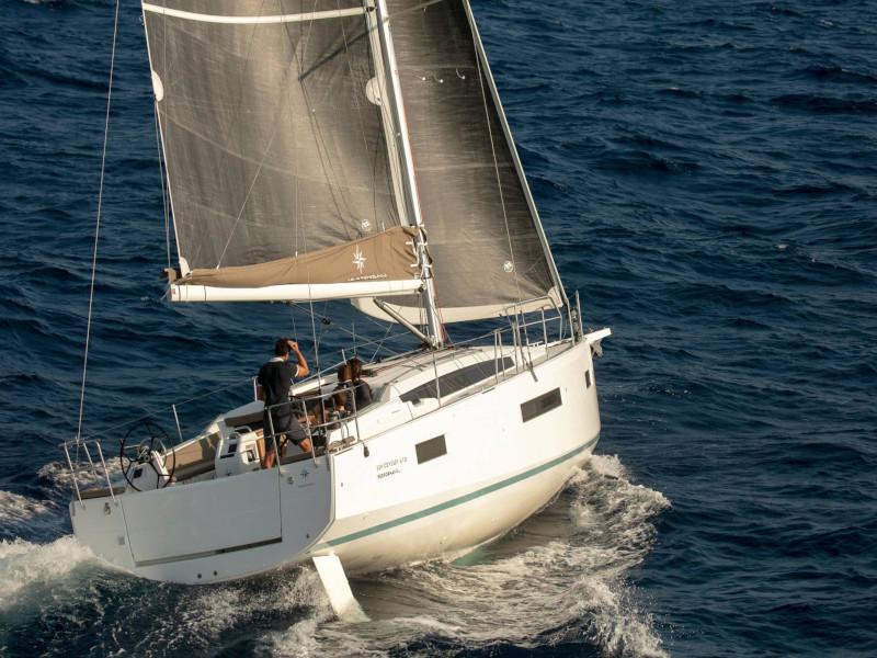 Sun Odyssey 410 (Sammy)  - 12