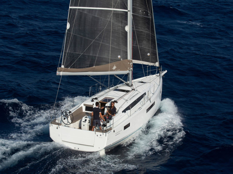 Sun Odyssey 410 (Sammy)  - 26