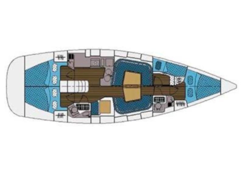 Elan 434 (Salima) Plan image - 4
