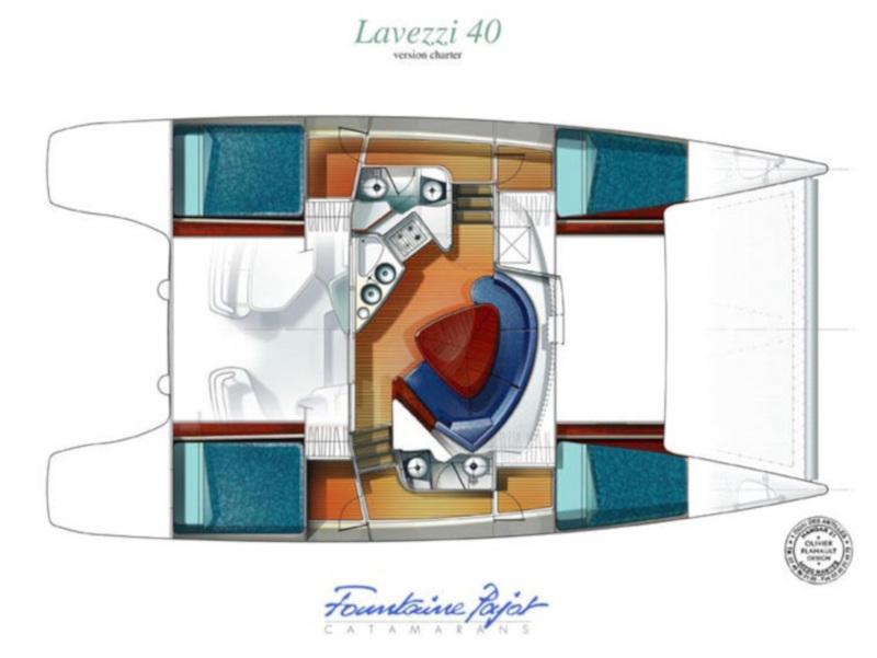 Lavezzi 40 (Mrs. Brightside) Plan image - 2
