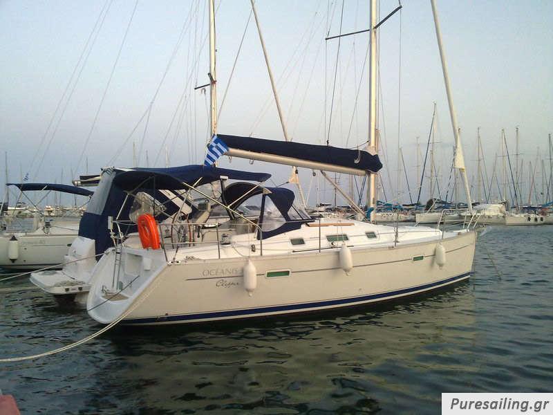Oceanis 343 (PANORAMA)  - 4