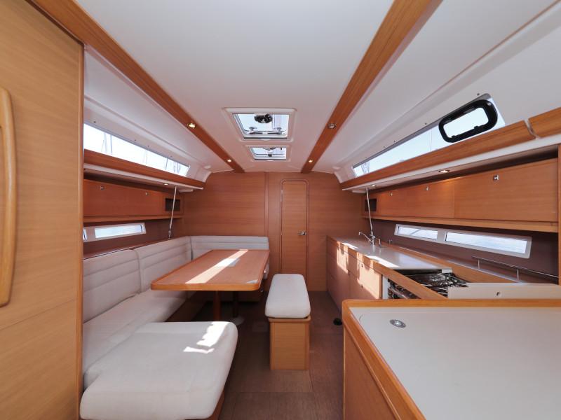 Dufour 450 GL (Tibitoo) Interior image - 35