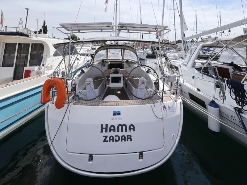 Bavaria Cruiser 37 (Hama)  - 12