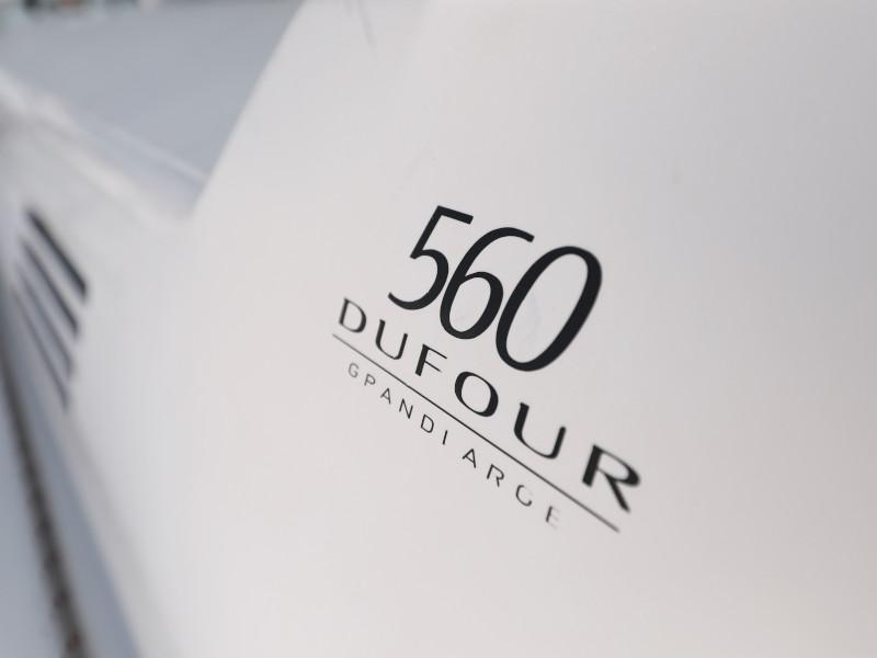 Dufour 560 (Anatoli)  - 21
