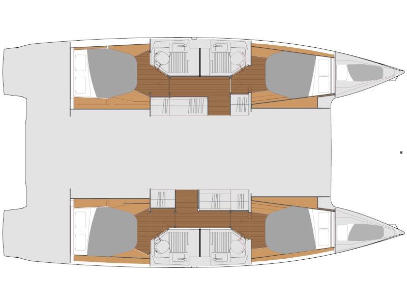 Astréa 42 (Vespera) Plan image - 2