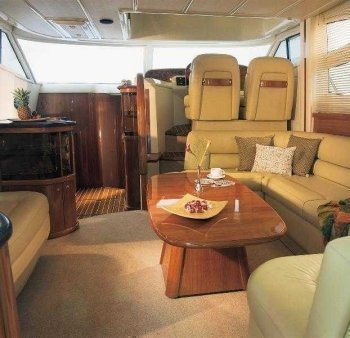 Sealine F42-5 Fly (SUNSHINE 8) Interior image - 8