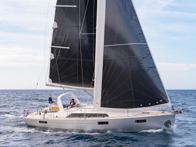 Oceanis 41.1 (Sail Rigel) Main image - 0