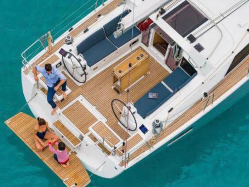 Oceanis 41.1 (Sail Rigel)  - 5