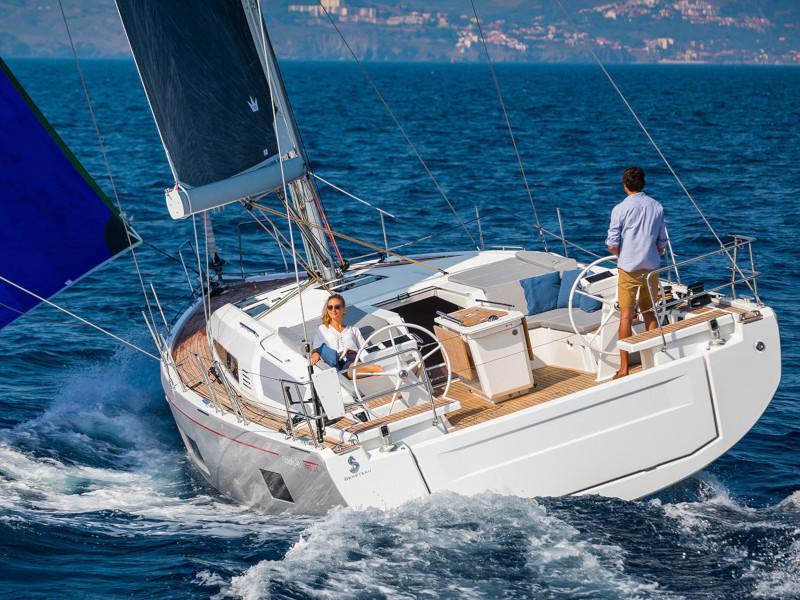 Oceanis 46.1 (Sail Delta)  - 3