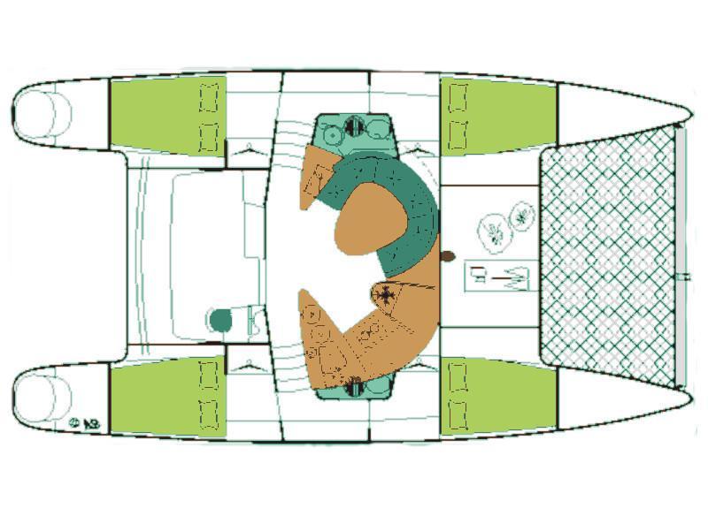 Athena 38 (Sail Ankaa) Plan image - 6