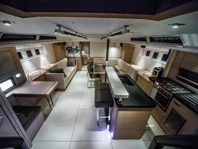 Hanse 630 (Flow) Interior image - 28