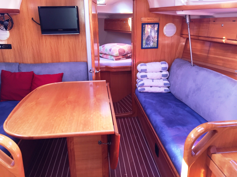 Bavaria 34 Cruiser (Skippy)  - 8