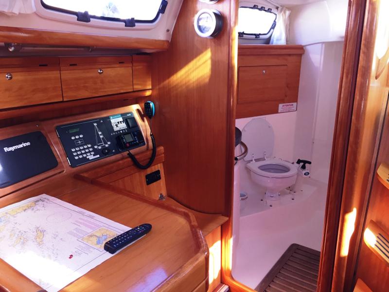 Bavaria 34 Cruiser (Skippy)  - 6