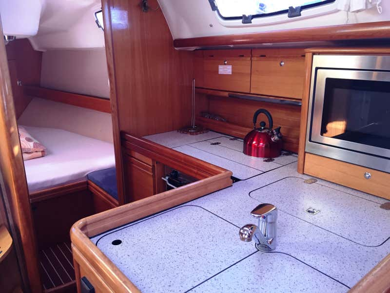 Bavaria 34 Cruiser (Skippy)  - 2